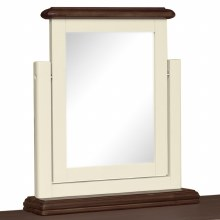 Meghan Walnut Single Vanity Mirror
