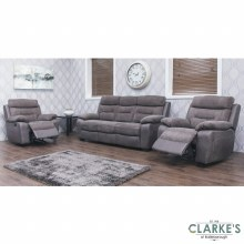 Melody Dark Grey Sofa Range