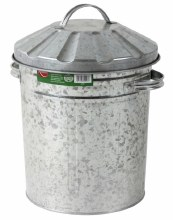 Ambassador Small Dustbin