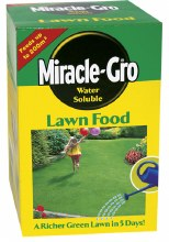 Miracle Grow Lawn Food 500g