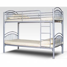 Moby Bunk Bed Grey