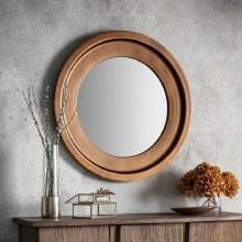 Moorley Round Mirror