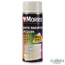 Morris Radiator Spray Paint White 400 ml