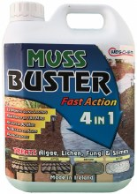 Moss Buster 2.5 Litres