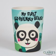 My First Eco-Friendly Beaker - Kids Eco Bamboo Cup
