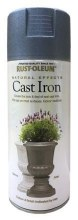 Rust-Oleum Natural Effect Spray Paint Cast Iron 400 ml