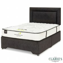 Natural Sleep Sleep Rest 800 Mattress 3ft