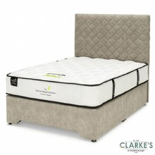 Natural Sleep Spinal Support Mattress 3ft