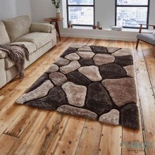 Noble House NH5858 Brown Rug
