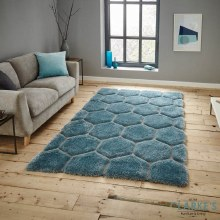 Noble House Blue Rug