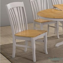 Normandy grey dining chair