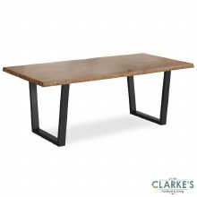 Oak Mill dining table 140cm