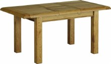 Odyssey Oak Extending Dining Table 120 cm