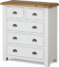 Odyssey Painted 2 Over 3 Drawer Chest