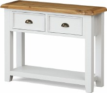 Odyssey Painted Console Table