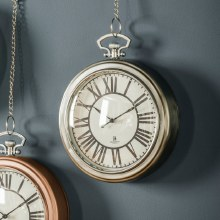 Oxford Clock Nickel