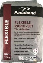 Panabond Flexi Tile Adhesive 20kg
