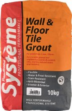 Panabond Grey Tile Grout 10kg