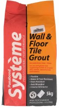 Panabond Grey Tile Grout 5kg