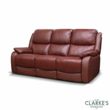 Parker leather sofa tabac
