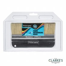 Petersons Praxis Paperhanging Brush 7""