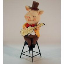 Piggy Guitar Strumming