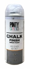 Chalk Spray Paint Ash Grey