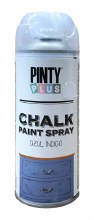 Chalk Spray Paint Blue Indigo