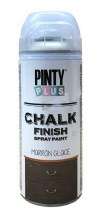 Chalk Spray Paint Chestnut Brown
