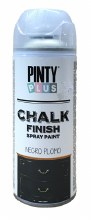 Chalk Spray Paint Black Plum
