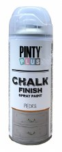 Chalk Spray Paint Stone