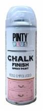 Chalk Spray Paint Rose Garden