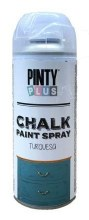 Chalk Spray Paint Turquoise