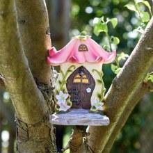 Pixi Portal Magic Fairy Door Pink
