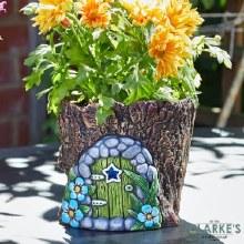Pixie Pot Green 15cm