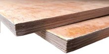 9mm Plywood Hardfaced Sheet