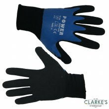 Power GripDri Waterproof Gloves Size 10