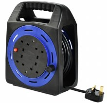 Powermaster 20m Cable Reel