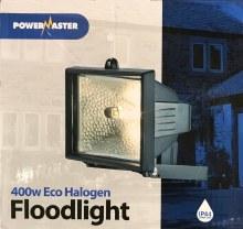 Powermaster 400W Halogen Floodlight