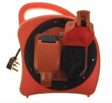 Powermaster IP54 Cable Reel 20m