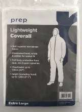 Prep Light Weight Coverall Suit