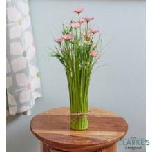 Pretty in Pink - Faux Flower Bouquet