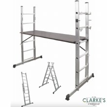 ProTool Multi Purpose H Shape Scaffold / Ladder