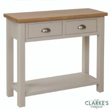Purdi Painted Console Table