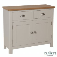 Purdi Painted Small Sideboard