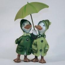 Rainy Day Goosey Pair