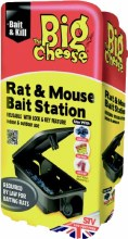 Big Cheese Mouse & Rat Bait Station