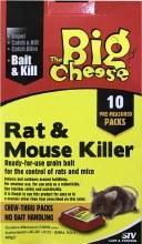Big Cheese Rat & Mouse Killer