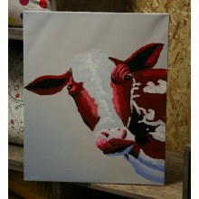 Red Cow Picture
