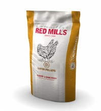 Redmills Layers Pellets